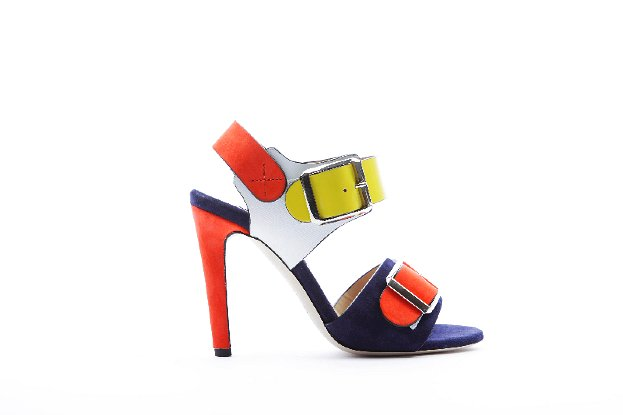 Chrissie Morris - biżuteria dla stóp